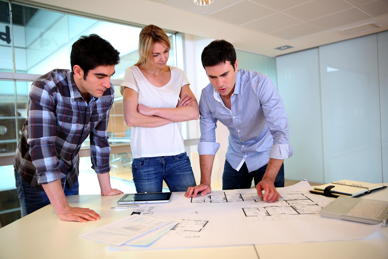Arquitectos 2 a 5 a os de experiencia ofertas de - Planos de arquitectos ...