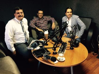 Carlos Muñoz 4S con Juan Carlos Salazar y Kike Godoy_Radioinfinita_Temas y Debates