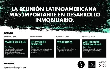 ELDI 2015_Reunión Latinoamericana más importante_Desarrollo Inmobiliario