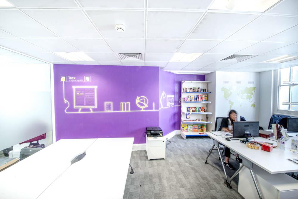 Gr ficos en oficinas grupo 4s for Oficinas enterprise