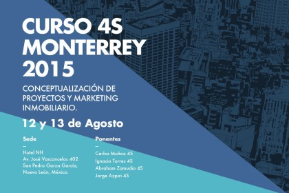 Curso Monterrey 2015SLIDE
