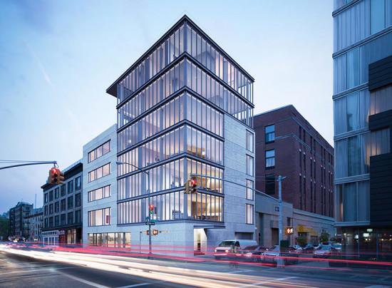 tadao ando disea su primer edificio en nueva york