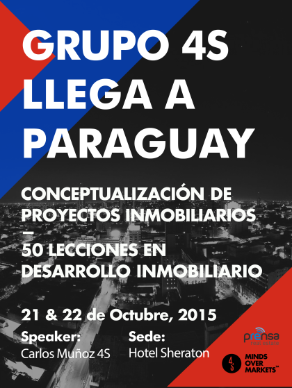 Curso Paraguay Flyer Oficial