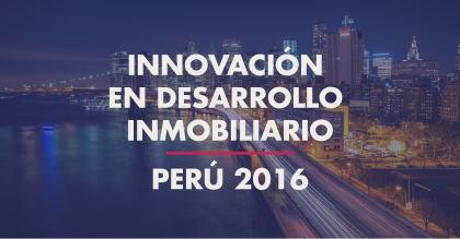 Innovación en Desarrollo Perú_Banner