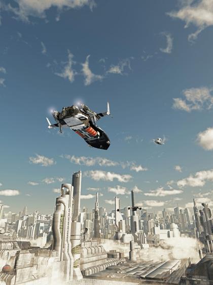 Grupo 4S - futuro -desarrollo - inmobiliario-drones-tecnologia{